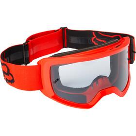 Fox Main Stray Schutzbrille Herren rot
